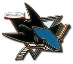 Значок  San Jose Sharks (new logo)