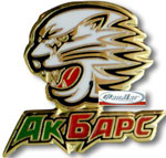 Значок Ak Бaрc (alternative logo) 330.00 р.