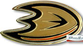 Значок  Anaheim Ducks (new logo) 300.00 р.