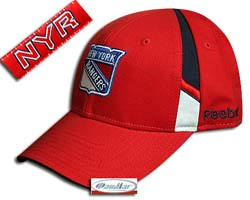 Бейсболка New York Rangers (Reebok)