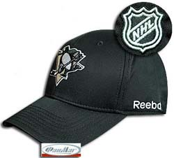 Бейсболка   Pittsburgh Penguins  (Reebok)